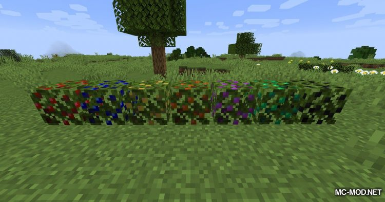 More Berries mod for Minecraft (7)