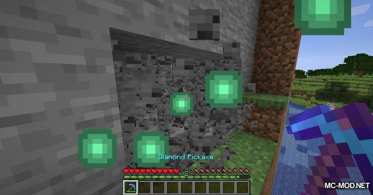 More Enchantments mod for Minecraft (4)