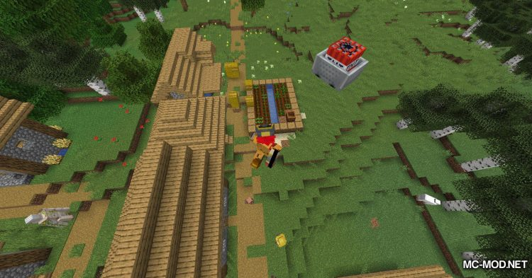 Move Minecarts mod for Minecraft (11)