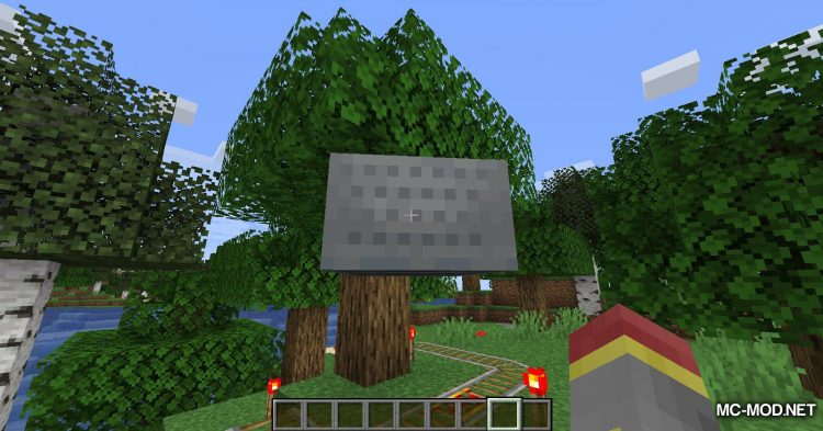 Move Minecarts mod for Minecraft (4)