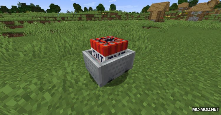 Move Minecarts mod for Minecraft (7)