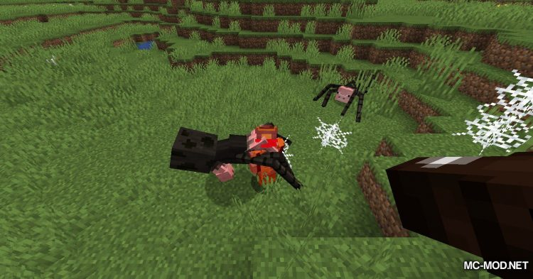 Mutant Beasts mod for Minecraft (10)