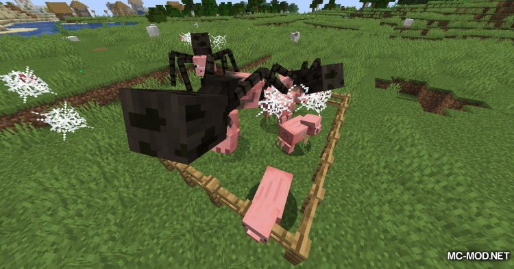 Mutant Beasts mod for Minecraft (12)