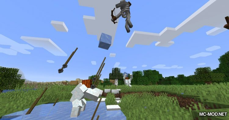 Mutant Beasts mod for Minecraft (16)
