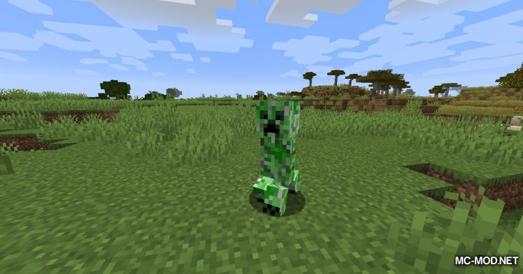 Mutant Beasts mod for Minecraft (2)