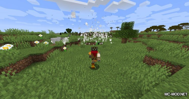 Mutant Beasts mod for Minecraft (6)