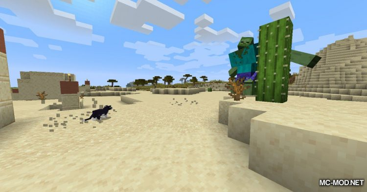 Mutant Beasts mod for Minecraft (7)