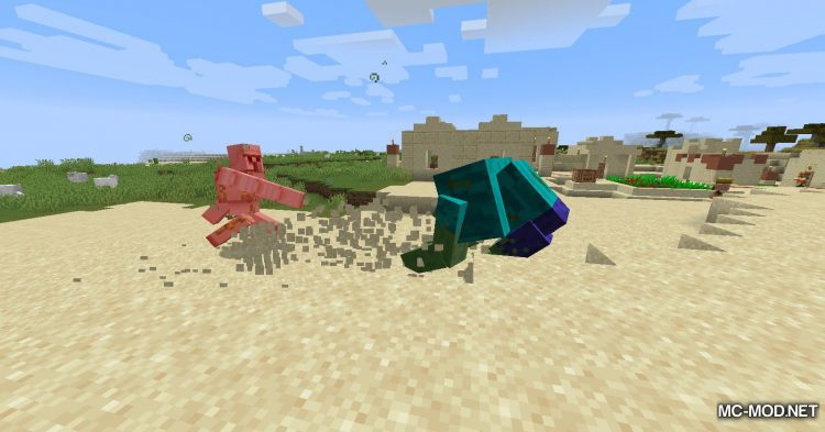 Mutant Beasts mod for Minecraft (8)