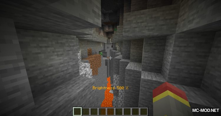 MyBrightness mod for Minecraft (5)