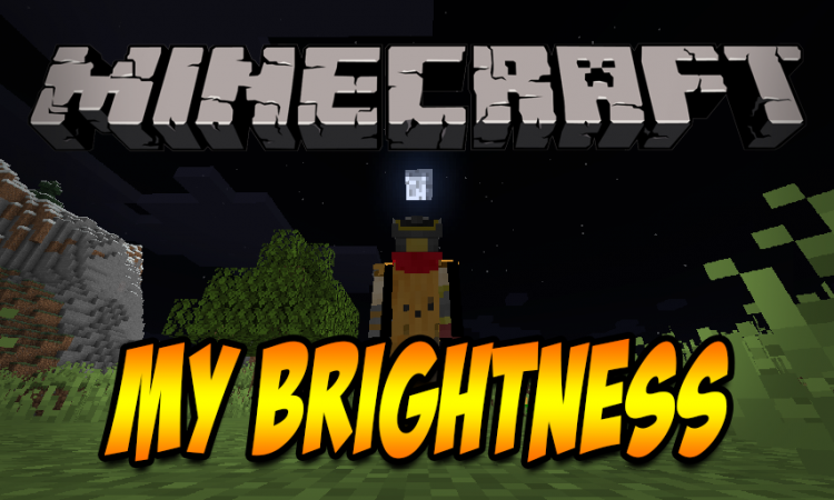 MyBrightness mod for Minecraft logo