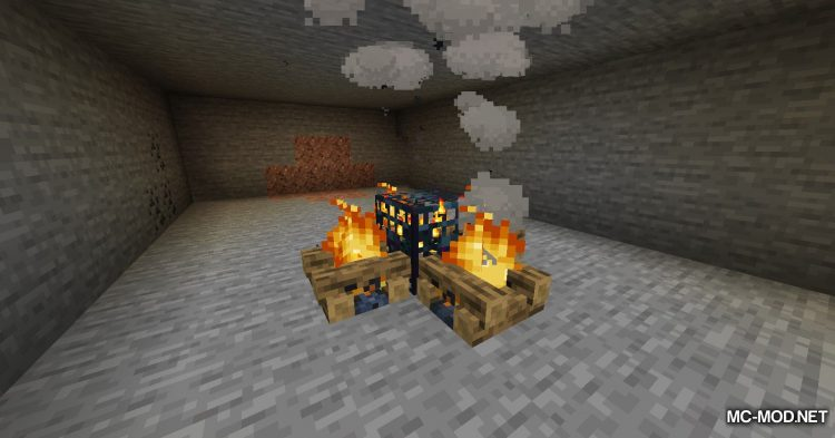 No Hostiles Around Campfire mod for Minecraft (10)
