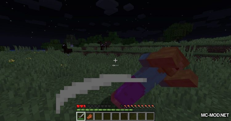 No Hostiles Around Campfire mod for Minecraft (4)