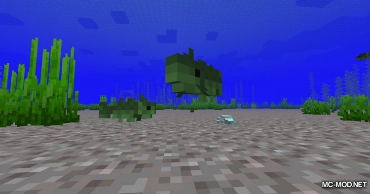 Seafaring mod for Minecraft (9)