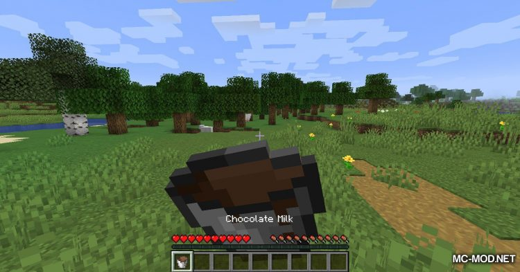 Tea and Biscuits mod for Minecraft (15)