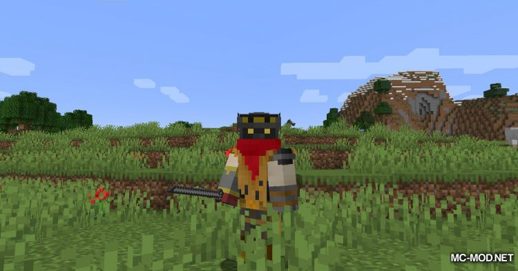 TrinityWeapons mod for Minecraft (14)