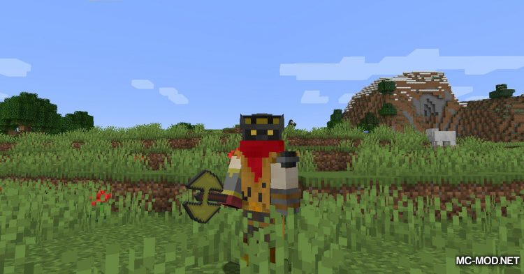 TrinityWeapons mod for Minecraft (15)