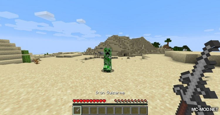 TrinityWeapons mod for Minecraft (5)