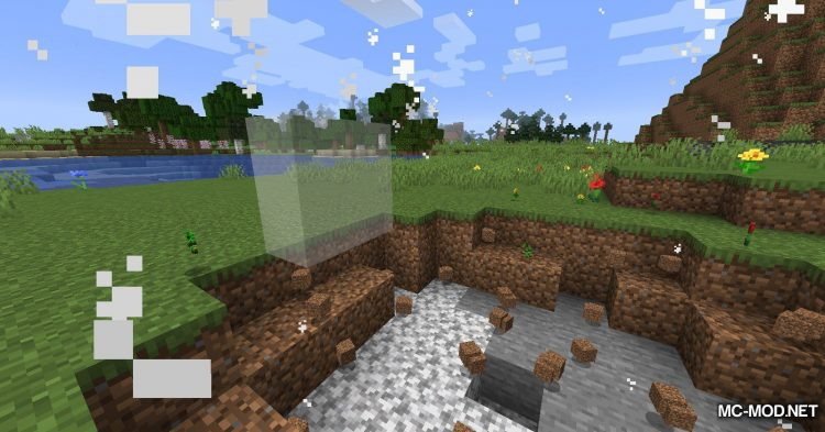 Uncle G_s Glass mod for Minecraft (7)