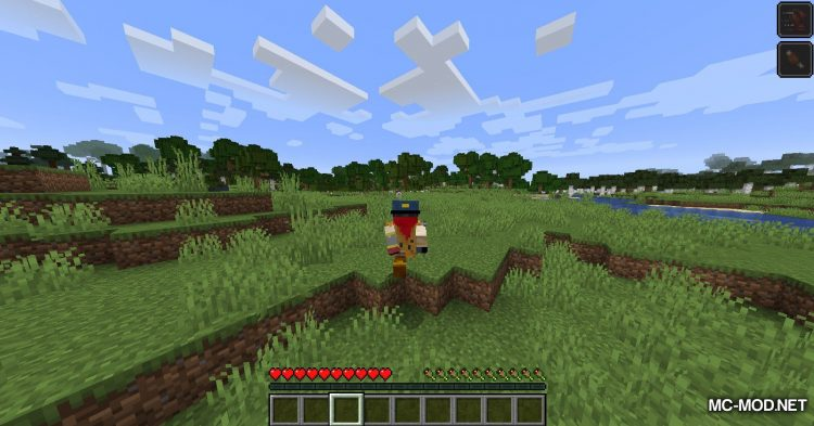 Useful Hats mod for Minecraft (12)