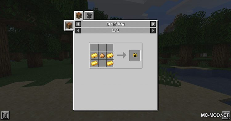 Useful Hats mod for Minecraft (6)