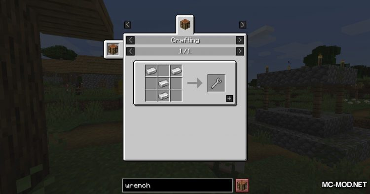 Wrench Anything mod for Minecraft (2)