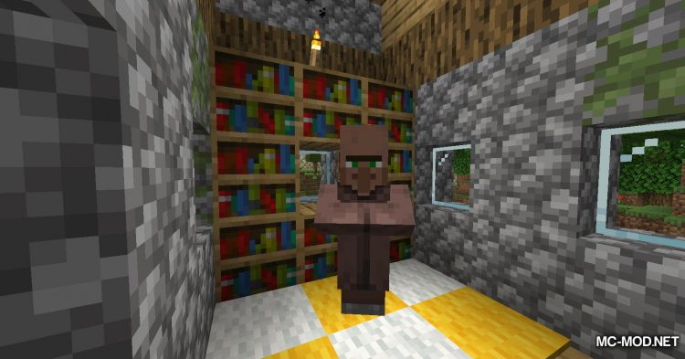 XP Tome mod for Minecraft (2)
