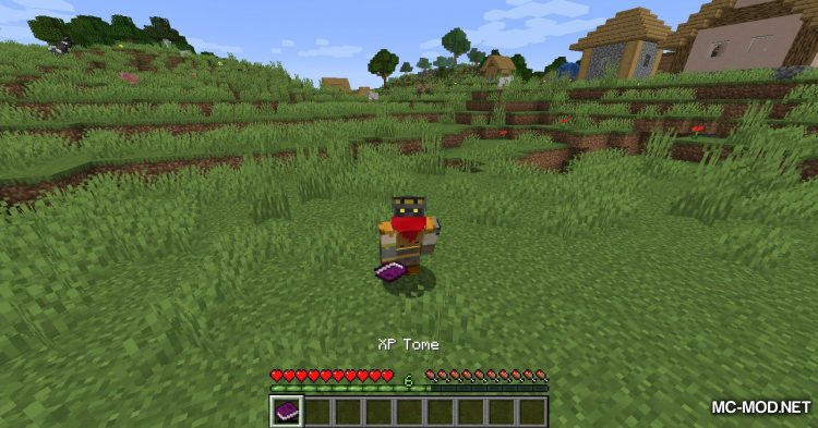 XP Tome mod for Minecraft (7)