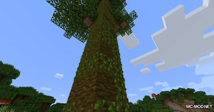 pizzaatime_s Timber Mod mod for Minecraft (10)