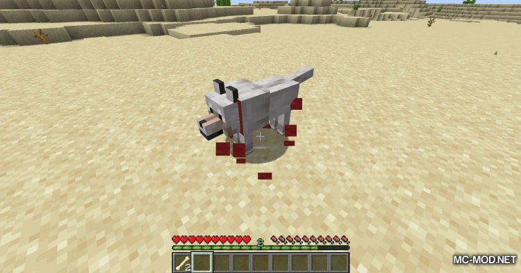 Collar Catcher mod for Minecraft (11)
