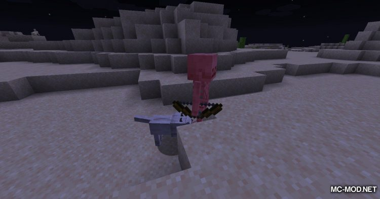 Collar Catcher mod for Minecraft (5)