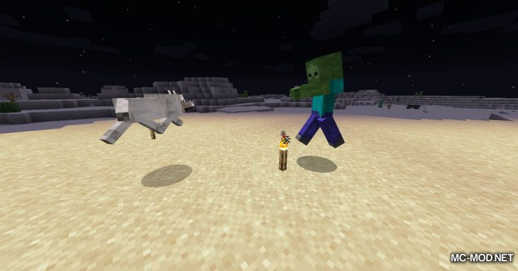 Collar Catcher mod for Minecraft (6)