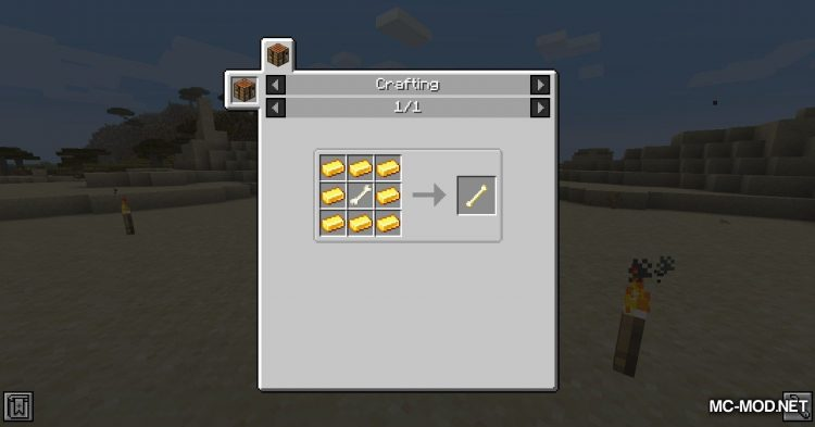Collar Catcher mod for Minecraft (8)