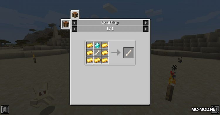 Collar Catcher mod for Minecraft (9)