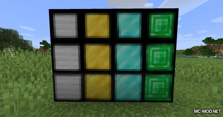 Compressium mod for Minecraft (9)