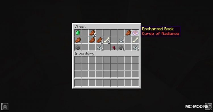 Cursed mod for Minecraft (3)