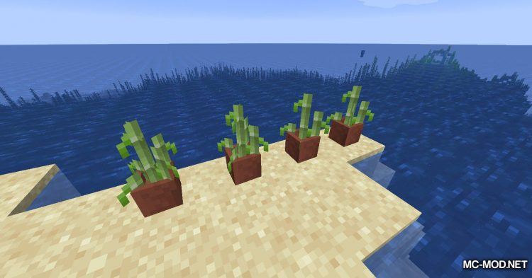 Florist mod for Minecraft (6)