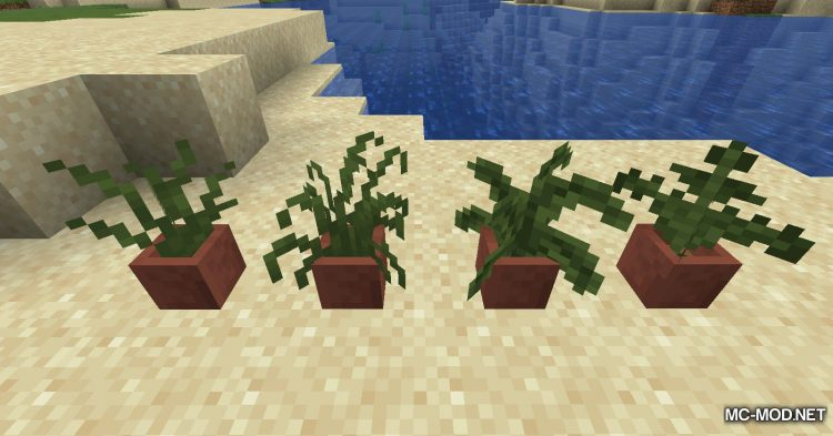 Florist mod for Minecraft (9)