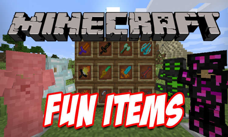 FunItems Mod mod for Minecraft logo