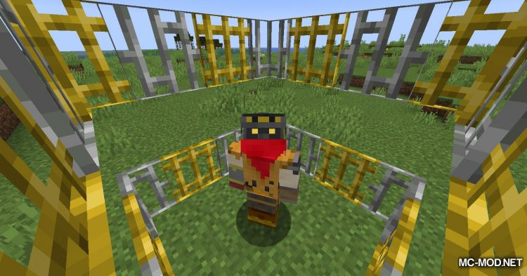 Minecraft Boom mod for Minecraft (9)