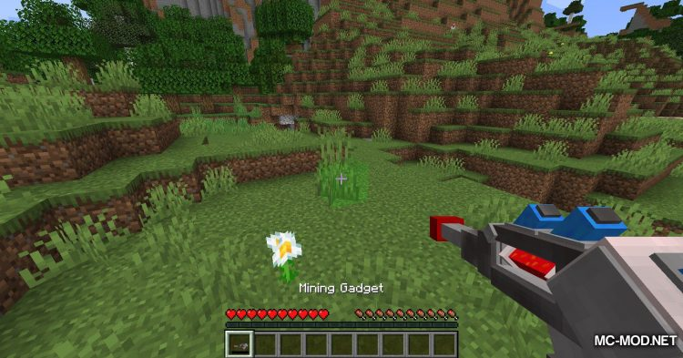 Mining Gadgets mod for Minecraft (7)