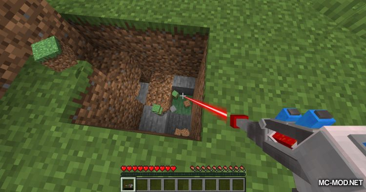 Mining Gadgets mod for Minecraft (8)