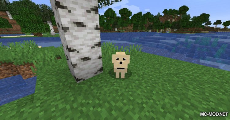 More Dogs mod for Minecraft (7)