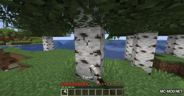 MoreVanillaTools mod for Minecraft (10)