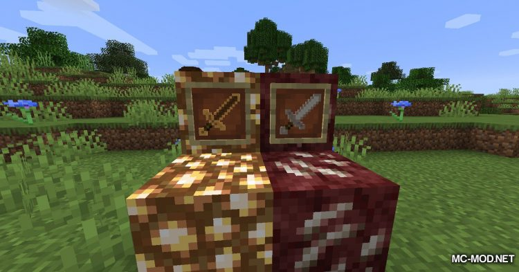 MoreVanillaTools mod for Minecraft (12)