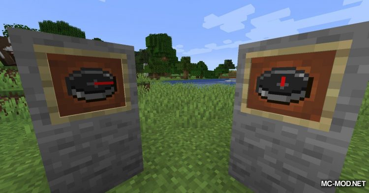 Northern Compass mod for Minecraft (10)