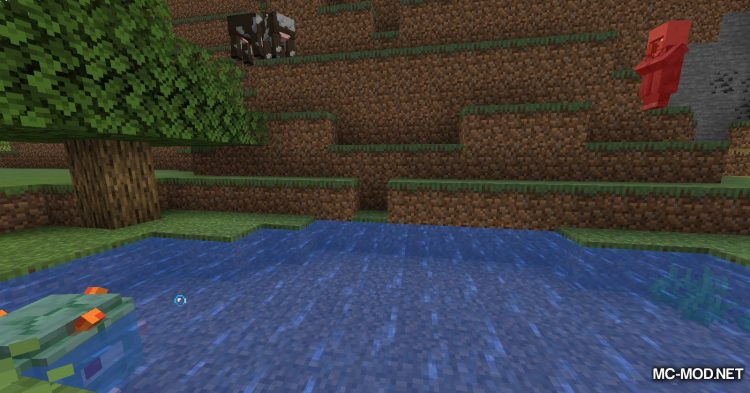 All Mobs Attack Villagers mod for Minecraft (6)