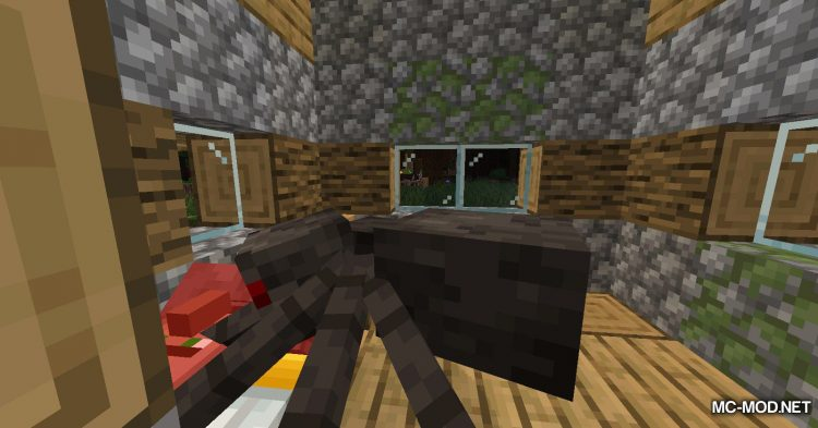 All Mobs Attack Villagers mod for Minecraft (7)