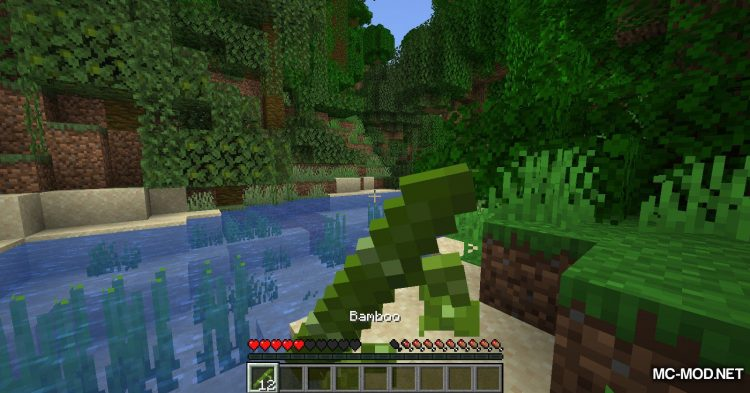 Bamboo 2 Modded Boogaloo mod for Minecraft (5)