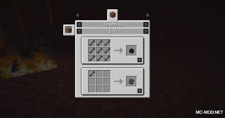 Better Wither Skeletons mod for Minecraft (7)