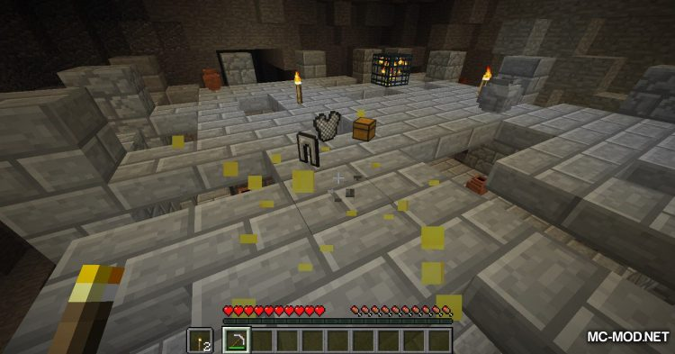 Cave Expansion Mod mod for Minecraft (10)